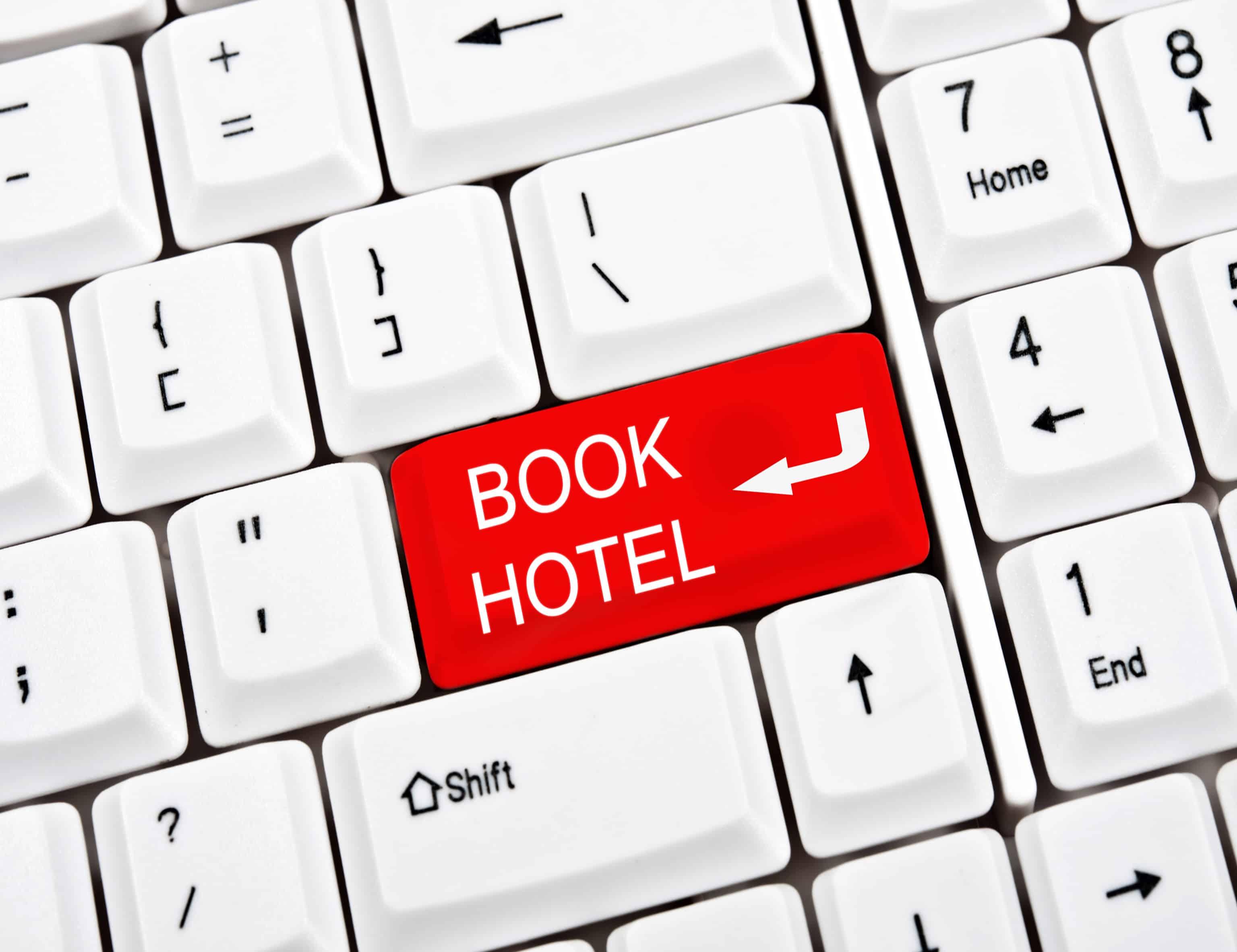 booking website trực tuyến