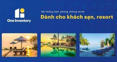 OneInventory - hệ thống bán phòng đại lý thông minh dành cho khách sạn và resort
